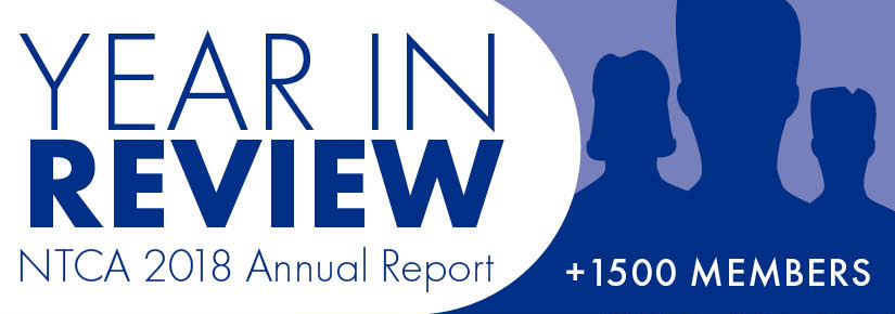 NTCA annual report header