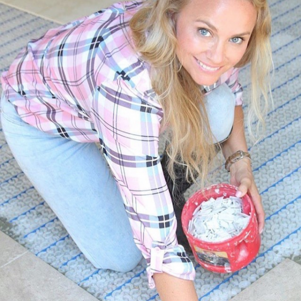 Tamara Day, host of Bargain Mansions on DIY Network