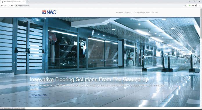 NAC Webpage
